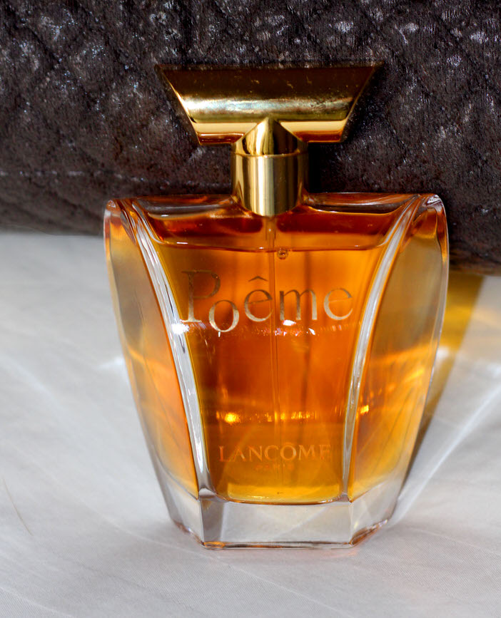 Perfume Poême da Lancôme